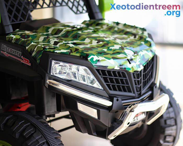 Xe ô tô jeep chạy điện cho bé JM-1199A 11