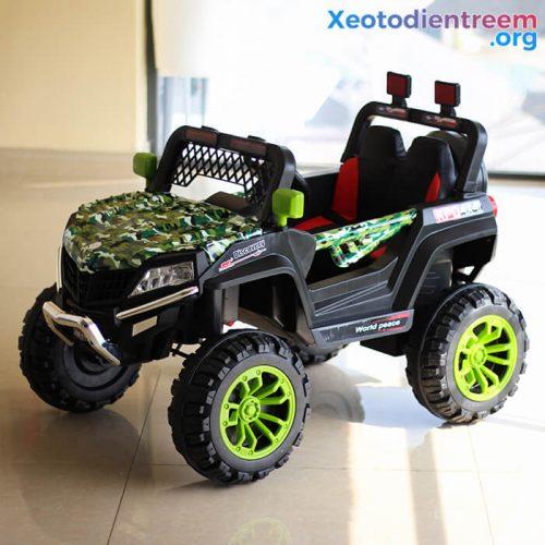 Xe ô tô jeep chạy điện cho bé JM-1199A