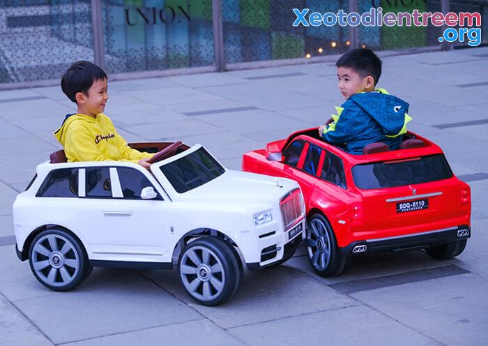Xe oto điện cao cấp cho trẻ BDQ-8110 2