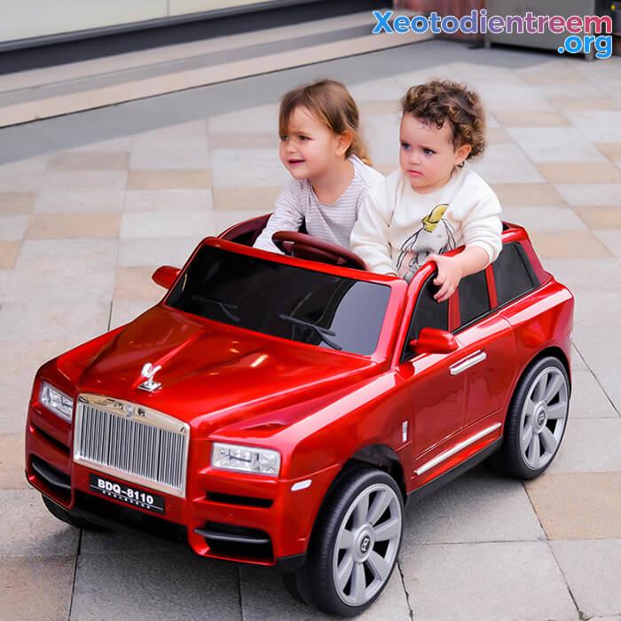 Xe oto điện cao cấp cho trẻ BDQ-8110 6