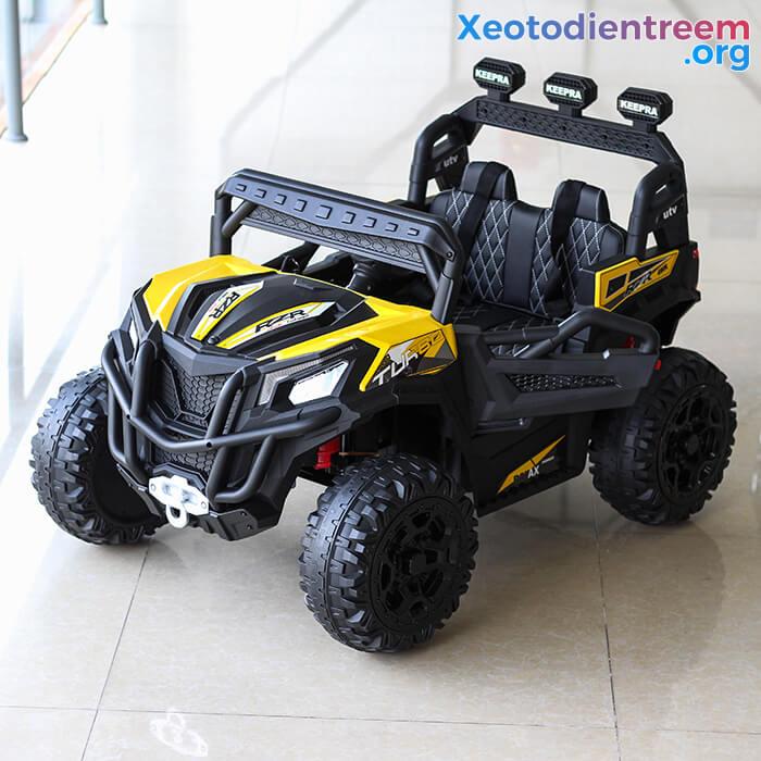 Xe ô tô điện Jeep cao cấp 4 động cơ HC-301 1