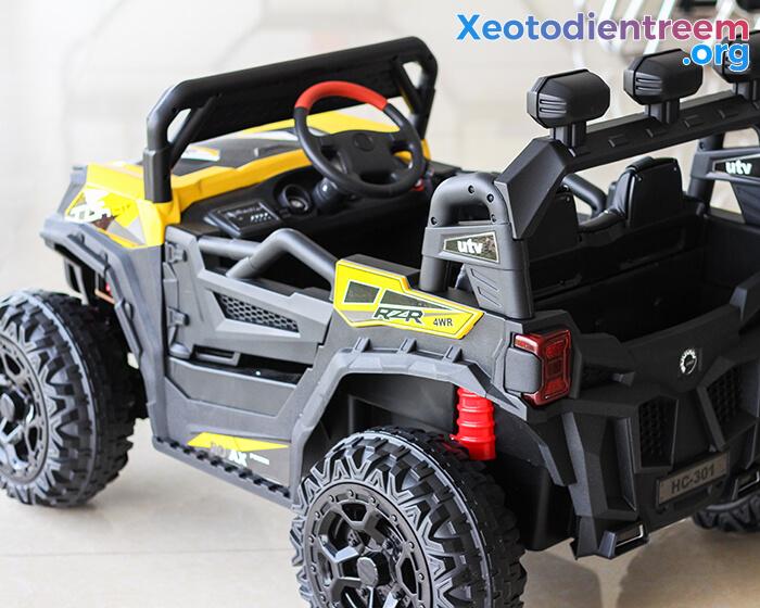 Xe ô tô điện Jeep cao cấp 4 động cơ HC-301 10