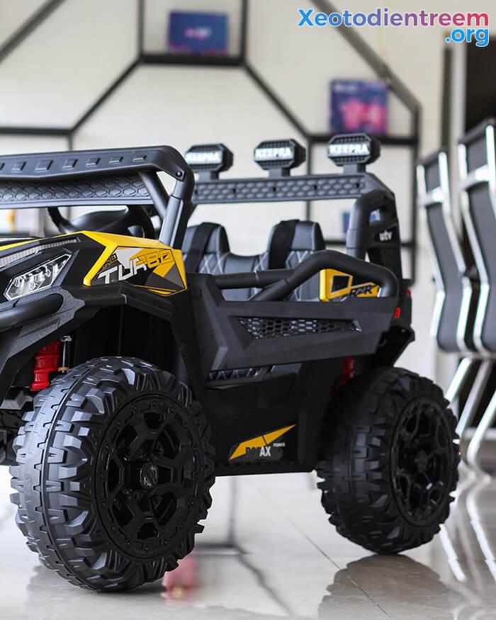 Xe ô tô điện Jeep cao cấp 4 động cơ HC-301 14