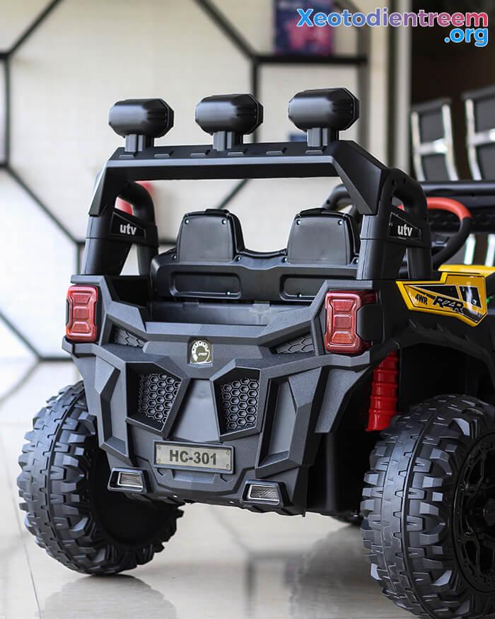 Xe ô tô điện Jeep cao cấp 4 động cơ HC-301 16