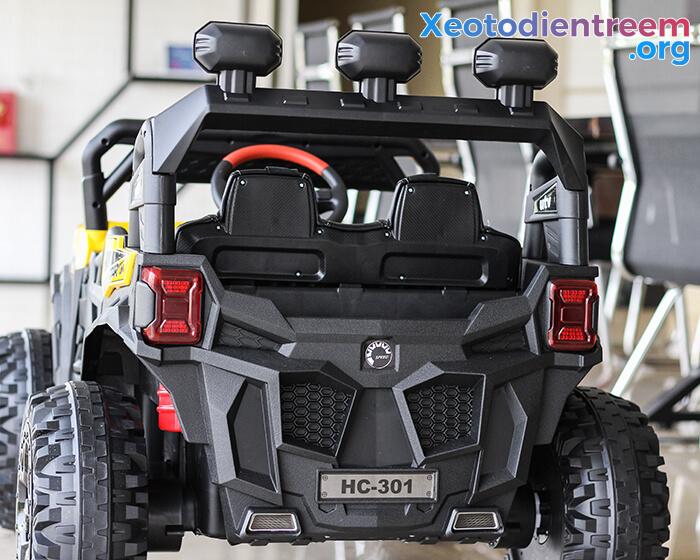 Xe ô tô điện Jeep cao cấp 4 động cơ HC-301 18