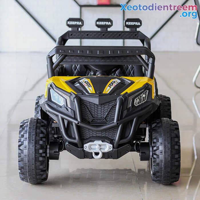 Xe ô tô điện Jeep cao cấp 4 động cơ HC-301 2