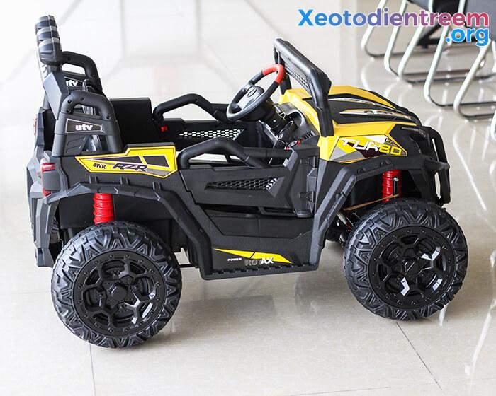 Xe ô tô điện Jeep cao cấp 4 động cơ HC-301 3