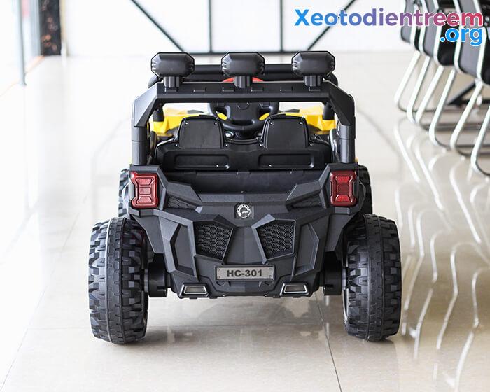 Xe ô tô điện Jeep cao cấp 4 động cơ HC-301 4