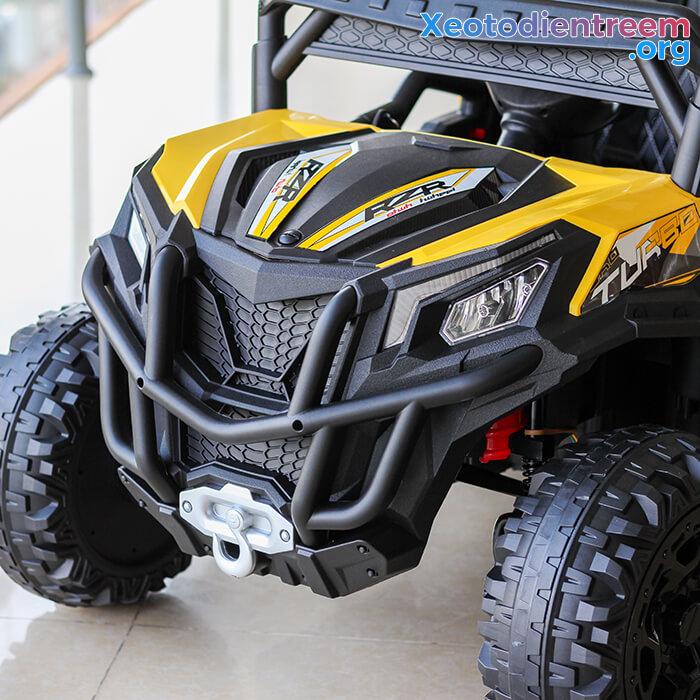 Xe ô tô điện Jeep cao cấp 4 động cơ HC-301 5