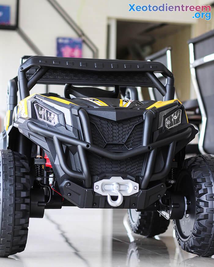 Xe ô tô điện Jeep cao cấp 4 động cơ HC-301 6