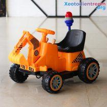 Xe máy xúc chạy điện trẻ em LS-888