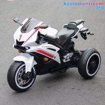 Xe moto điện trẻ em cao cấp R6