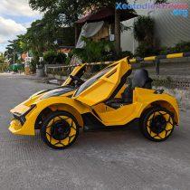 Xe hơi điện trẻ em Lamborghini TA666 (Hàng xuất Mỹ)