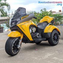 Xe máy điện cảnh sát cho bé KP-1028